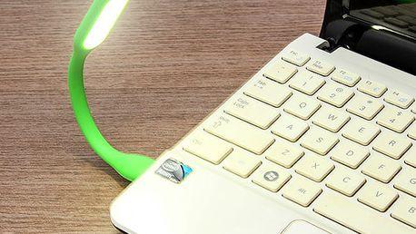 TIP! USB Lampička - barevná Barva: Žlutá