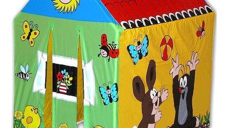 TIP! Wiky dětský domeček s krtečkem