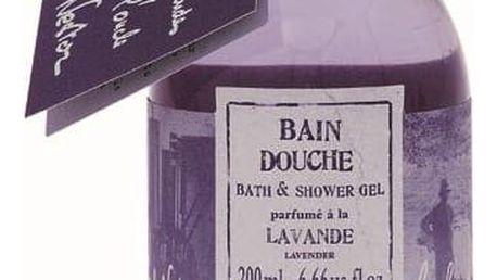 Lothantique Lothantique koupelový a sprchový gel - levandule, fialová barva