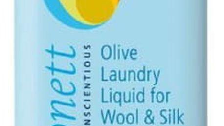 Olivový prací gel na vlnu a hedvábí Sensitive 1 l