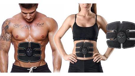 TIP! 6 PACK EMS = Elektrický posilovač břicha