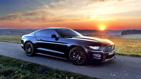 Jízda ve Ford Mustang GT Brno