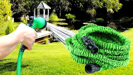 TIP! Smršťovací hadice FLEXI na zahradu (4 varianty) Délka: 15 m