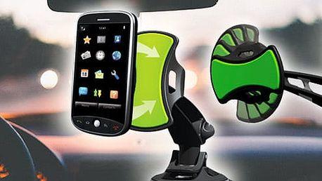TIP! Držák do auta s nanopodložkou