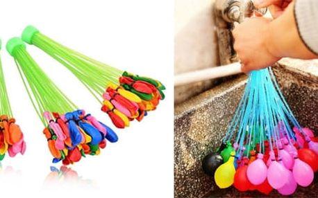 TIP! Vodní balónková bitva (111 ks)