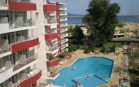 Bulharsko, Slunečné pobřeží, letecky na 8 dní polopenze