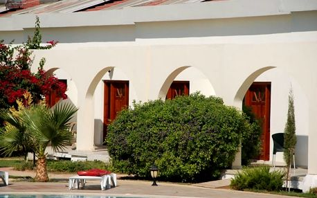 Kypr - Severní Kypr na 9 až 15 dní, all inclusive s dopravou letecky z Prahy přímo na pláži