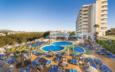 Španělsko - Mallorca na 9 dní, all inclusive s dopravou letecky z Brna 150 m od pláže