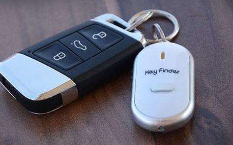 TIP! Hledač klíčů - chytrý přívěsek s lokalizátorem