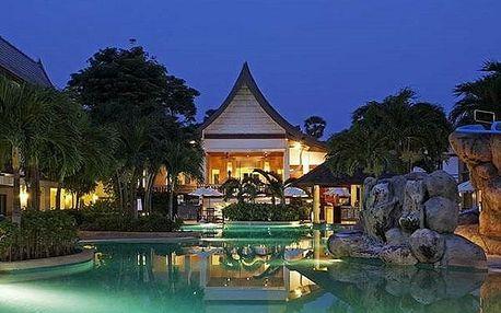 Thajsko - Phuket na 10 dní, snídaně s dopravou letecky z Vídně