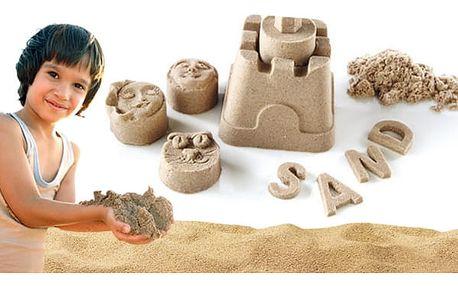 AKCE! Tekutý kinetický písek pro děti