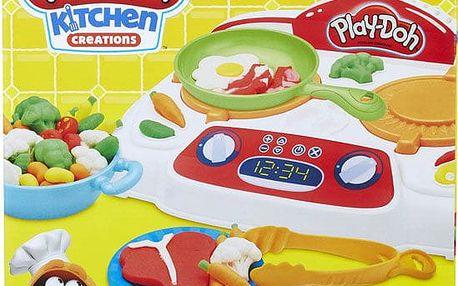 PLAY-DOH Kitchen creations Vařič smažič se zvuky