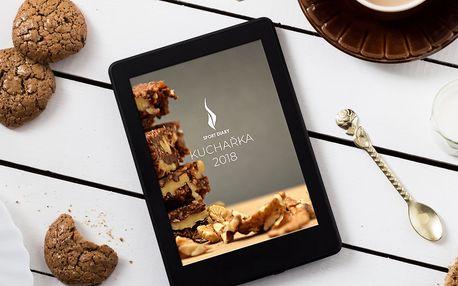 Kuchařka Sport Diary: e-book zdravých receptů