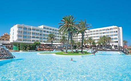 Španělsko - Costa de Almeria na 9 dní, all inclusive s dopravou letecky z Prahy přímo na pláži