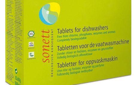 Ekologické tablety do myčky Sonett 25 ks