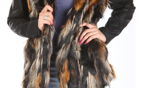 Dámský módní kabátek Junarose