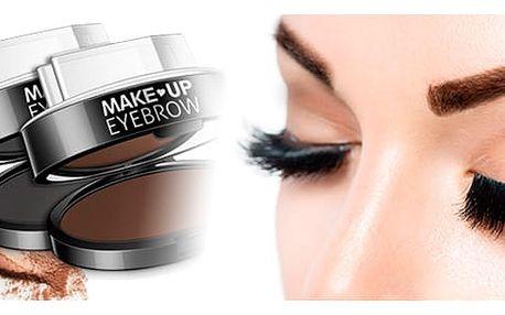 AKCE! Make-up razítko na obočí - se zrcátkem