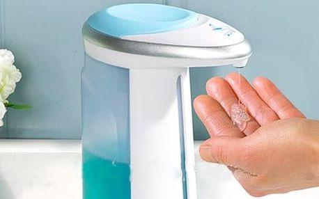 AKCE! Bezdotykový dávkovač mýdla SOAP MAGIC