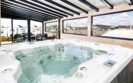Nový Bo33 Hotel**** v centru Budapešti s wellness