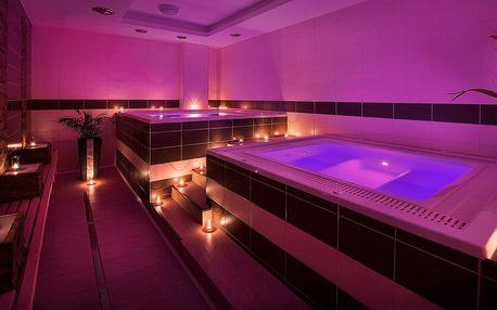 4* wellness pobyt s polopenzí v hotelu Kraskov