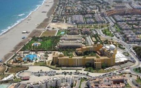 Španělsko - Andalusie na 9 až 15 dní, all inclusive nebo polopenze s dopravou letecky z Prahy přímo na pláži