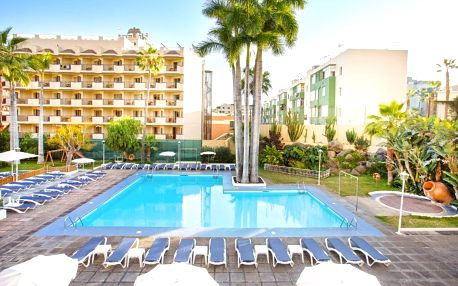 Kanárské ostrovy - Tenerife na 8 až 15 dní, all inclusive, polopenze nebo snídaně s dopravou krakov, letecky z Prahy nebo Vídně 300 m od pláže