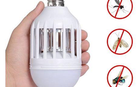 Zapp Light LED žárovka proti hmyzu a komárům