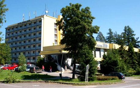 Slovensko - Vysoké Tatry na 8 dní, polopenze s dopravou vlastní