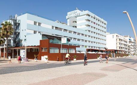 Portugalsko - Algarve na 9 až 15 dní, polopenze nebo snídaně s dopravou letecky z Prahy přímo na pláži