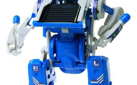 AKCE! Solární robot 3v1