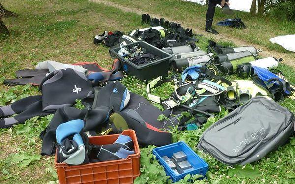 Diving shop Olomouc