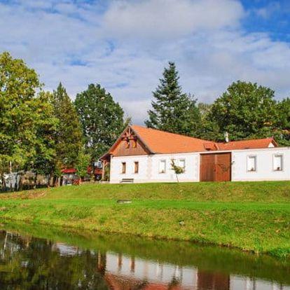 Jižní Čechy v resortu pro rodiny