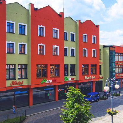 Hotel Lužan**** v Českém Švýcarsku s procedurami a polopenzí