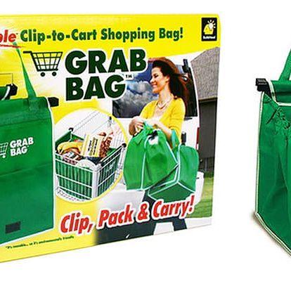 Chytrá nákupní taška – 2 kusy