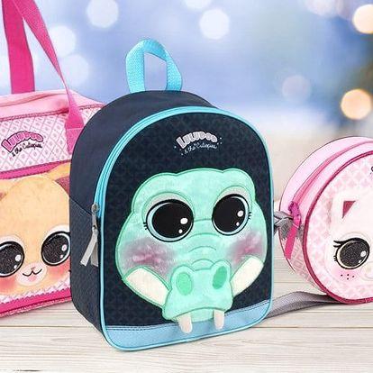 Roztomilé dětské tašky, batohy, vaky a peněženky
