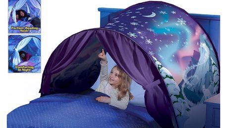 Pohádkový stan na postel