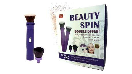 Beauty Spin – elektrický štětec na make-up