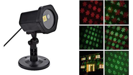 Vánoční laserový projektor - Tématické obrázky