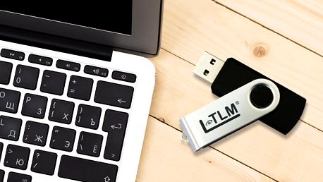 USB flash disk LTLM s kapacitou 16 GB