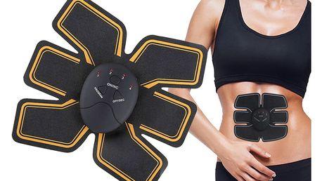 Elektronický posilovač břišních svalů – Mobile-Gym