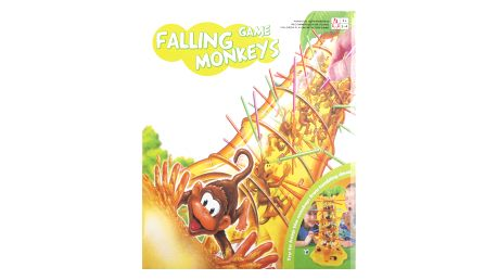 Falling monkeys Hra Padající opičky