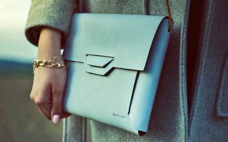 Kožené kabelky, peněženky a klíčenky ORIGAMI