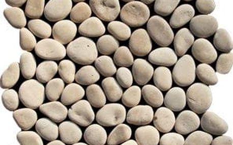 Indera Maluku Tan 57088 1m2 Oblázková mozaika
