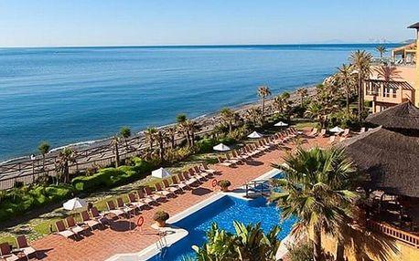 Španělsko - Costa Del Sol na 8 až 12 dní, plná penze, polopenze nebo snídaně s dopravou letecky z Prahy přímo na pláži