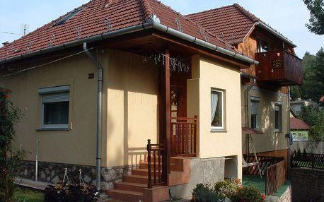 Maďarsko - Termální Lázně na 8 dní, bez stravy s dopravou vlastní