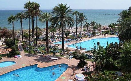 Španělsko - Costa Del Sol na 8 až 12 dní, plná penze, polopenze, snídaně nebo bez stravy s dopravou letecky z Prahy