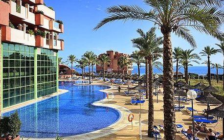 Španělsko - Costa Del Sol na 8 až 12 dní, polopenze, snídaně nebo bez stravy s dopravou letecky z Prahy 500 m od pláže