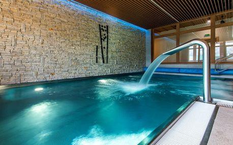 Resort Levočská Dolina s wellness a množstvom aktivít