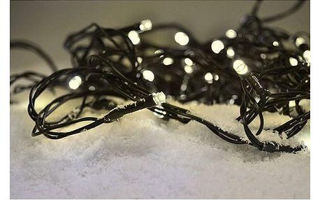 Solight Vánoční řetěz 100 LED teplá bílá, 10 m