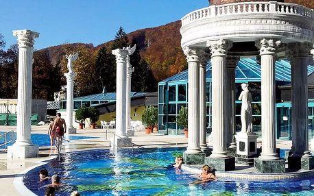 Relax v Hoteli Skalka*** s wellness, masážou a zľavou do kúpeľov Aphrodite
